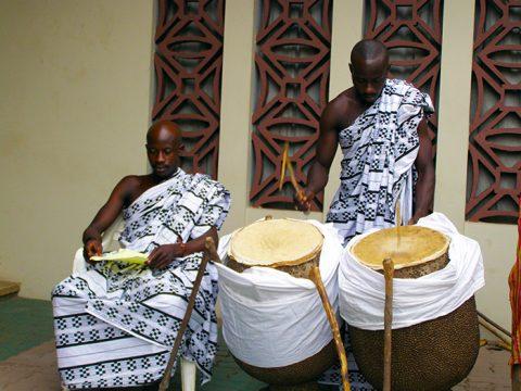 Atumpan Drums